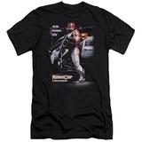 Robocop- Poster Slim Fit T-Shirt