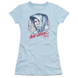 Juniors: Fargo- Aw Jeez T-Shirt
