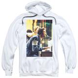 Hoodie: John Lennon- People For Peace Print Pullover Hoodie