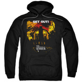 Hoodie: Amityville Horror- Get Out Pullover Hoodie