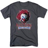 Killer Klowns From Outer Space- Rough Clown T-Shirt
