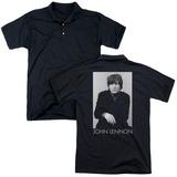 Polo: John Lennon- Solo (Back Print) Shirts