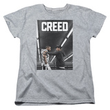 Womans: Creed- Poster Shirt