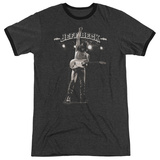Jeff Beck- Center Stage Ringer T-Shirt