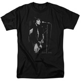 Joan Jett- On The Mic T-shirts