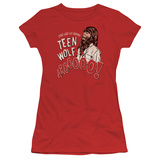 Juniors: Teen Wolf- Animal Call T-shirts