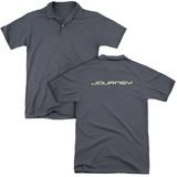 Polo: Journey- Logo (Back Print) T-shirts