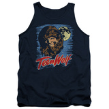 Tank Top: Teen Wolf- Wolf Moon Tank Top