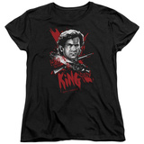 Womens: Army Of Darkness- Hail To The King Shirts