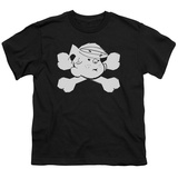 Youth: Dennis The Menace- Bad To The Bone T-shirts