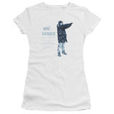 Juniors: Fargo- This Is A True Story T-Shirt