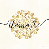 Namaste I Poster par Veronique Charron