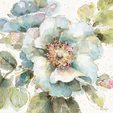 Country Bloom VII Print by Lisa Audit
