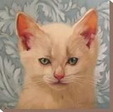 Killer Stretched Canvas Print by Diane Hoeptner
