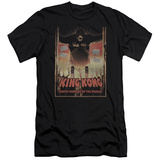 King Kong- Eighth Wonder Of The World (Premium) T-shirts