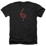 American Horror Story- Teeth Spiral Shirts