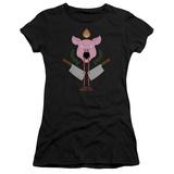 Juniors: American Horror Story- Piggy Insignia Shirts