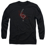 Long Sleeve: American Horror Story- Teeth Spiral T-shirts