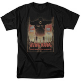 King Kong- Eighth Wonder Of The World T-Shirt
