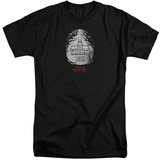 American Horror Story- Roanoke Badge (Big & Tall) T-shirts