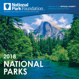 National Park Foundation - 2018 Calendar Calendars