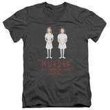 American Horror Story- Favorite Word Is Murder V-Neck T-Shirt