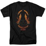Kong: Skull Island- Kong: Silhouette T-shirts