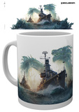 World of Warships - Dragons Mug Tazza