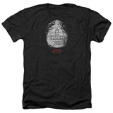 American Horror Story- Roanoke Badge T-Shirt
