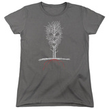 Womans: American Horror Story- Scary Tree T-Shirt