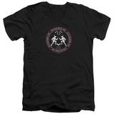 American Horror Story- Coven Minotaur Sigil V-Neck Shirts