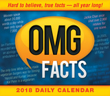 OMG Facts  - 2018 Boxed Calendar Kalenders