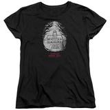 Womens: American Horror Story- Roanoke Badge T-Shirt