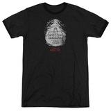 American Horror Story- Roanoke Badge Ringer T-Shirt
