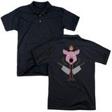 Polo: American Horror Story- Piggy Insignia (Back Print) T-shirts