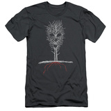 American Horror Story- Scary Tree Slim Fit T-shirts