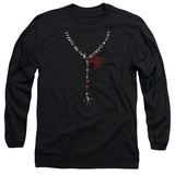 Long Sleeve: American Horror Story- Pain Necklace T-Shirt