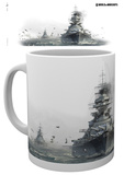World of Warships - Bismark Mug Tazza