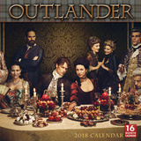 Outlander - 2018 Calendar Kalenterit
