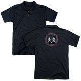 Polo: American Horror Story- Coven Minotaur Sigil (Back Print) Shirt