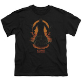 Youth: Kong: Skull Island- Kong: Silhouette Shirts