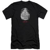American Horror Story- Roanoke Badge Slim Fit T-shirts