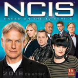 NCIS - 2018 Calendar Kalenterit