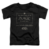 Toddler: Fantastic Beasts- Magic To Work Here T-shirts