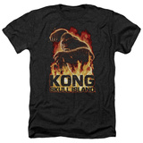 Kong: Skull Island- Out Of The Fire T-shirts