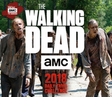 AMC's The Walking Dead Trivia Challenge - 2018 Boxed Calendar Calendriers