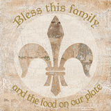 Bless This Family Posters by Marilu Windvand