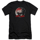 King Kong- Beauty Vs. The Beast Pin Slim Fit Shirts