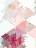Triangles Abstract Pattern 11 Posters by  Grab My Art