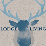 Lodge Living 1 Prints by Marilu Windvand